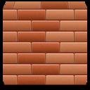 firewall,brick icon