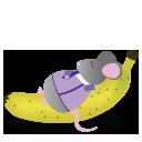 sleeping, officemouse icon