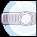 media, sound, film, appliance, electronics, audio, play icon