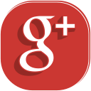 social, plus, google, media icon