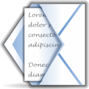 email, envelop, send, message, mail, letter icon