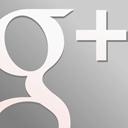 googleplus, grey icon