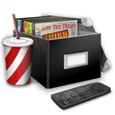 Box, Food icon