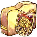 folder,security,shield icon