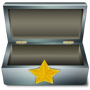 Star box icon