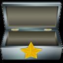 Star box icon
