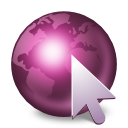 web, browser icon