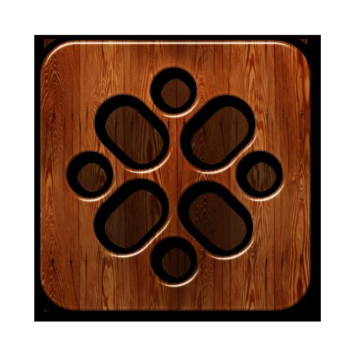 square, ziki, logo icon