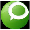 Button, Green, Social, Technorati icon