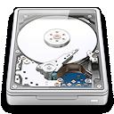 internal, disk, harddisk, drive, clear, storage, harddrive icon