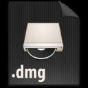 paper, file, dmg, document icon