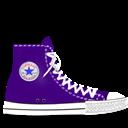 Converse, Lila icon