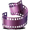 ms, asf, video icon