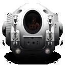betty, pod, space icon