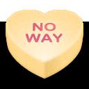 No Way icon
