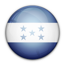 honduras, flag, of icon