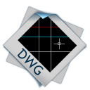 filetype dwg icon
