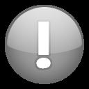 warning, alert, wrong, exclamation, error icon