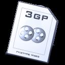 3gp icon
