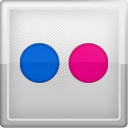 flickr, social, social network icon
