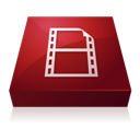 Adobe, Encoder, Flash, Video icon