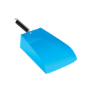 pan, janitor, cleaning, dust icon