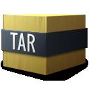 tar, folder icon