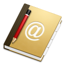 address, contact, read, book, reading icon
