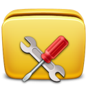 Folder, , Settings, Tools icon