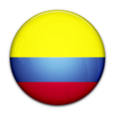 flag,colombia,country icon