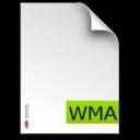 wma,fileextension icon