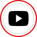 play, social, youtube, brand, logo, media icon