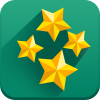star, new year icon