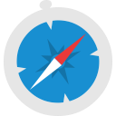 browser, web browser, safari icon
