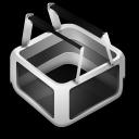 Cart Black icon