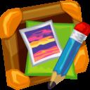 folder,paint icon