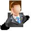 user, male icon