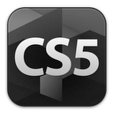 adobe, master, collection, cs5 icon