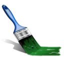 Brush, Color, Design, Paint icon