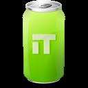 Drink, Texto, Web icon