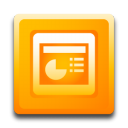 microsoft, ppt, powerpoint icon