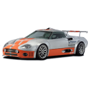 racing car, transportation, sports car, car, transport, automobile, spyker, vehicle icon