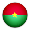 burkina, of, flag, faso icon