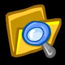 folder, seek, search, find icon