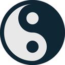 yin, health, ying, medical, yan, medicine, healthcare, yang icon