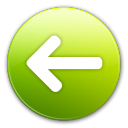 previous, left, backward, prev, arrow, back icon
