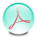 adobe,acrobat,distiller icon