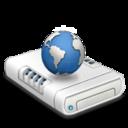 network,drive icon