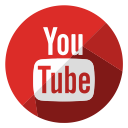 online, youtube, internet, social, communication, media, video icon