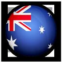 flag, cocos, of, keeling, islands icon